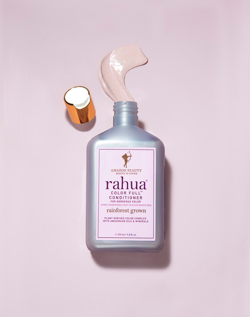Apres shampooing pour couleur magnifique rahua
